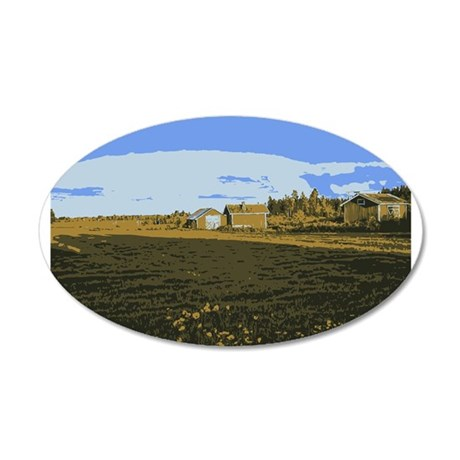 Countryside Wall Decal