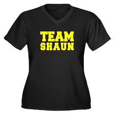 TEAM SHAUN Plus Size T-Shirt