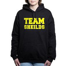 TEAM SHEILDS Women's Hooded Sweatshirt