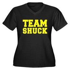 TEAM SHUCK Plus Size T-Shirt