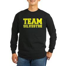 TEAM SILVESTRE Long Sleeve T-Shirt