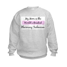 Worlds Greatest Pharmacy Tech Sweatshirt