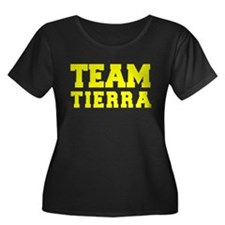 TEAM TIERRA Plus Size T-Shirt