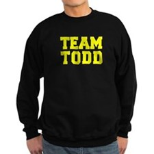 TEAM TODD Sweatshirt