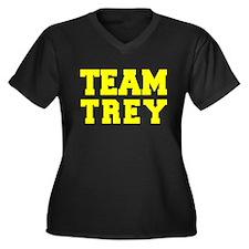 TEAM TREY Plus Size T-Shirt