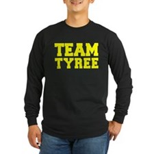 TEAM TYREE Long Sleeve T-Shirt