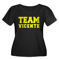 TEAM VICENTE Plus Size T-Shirt