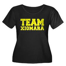 TEAM XIOMARA Plus Size T-Shirt