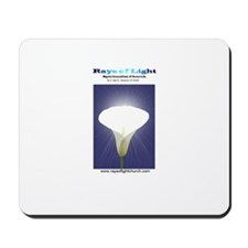 Religion and beliefs Mousepad