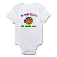 Made in America with Namibian Infant Bodysuit