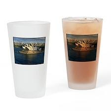 sydney opera house gifts Drinking Glass