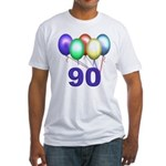 90 Gifts Fitted T-Shirt