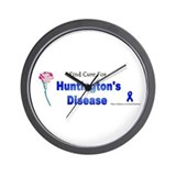Huntington Cure Wall Clock