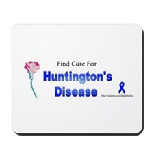 Huntington Cure Mousepad