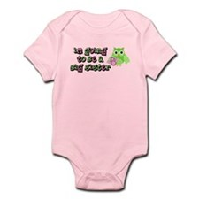 Im going to be a big sister Body Suit