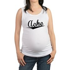 Ache, Retro, Maternity Tank Top
