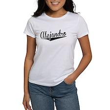 Alejandro, Retro, T-Shirt