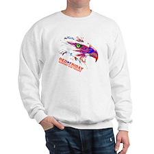 Red Friday American Eagle Sweatshirt