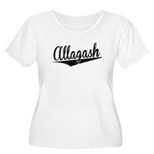 Allagash, Retro, Plus Size T-Shirt