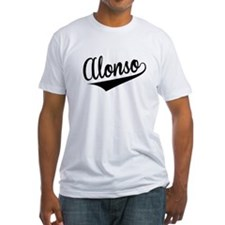Alonso, Retro, T-Shirt
