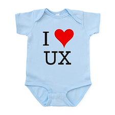 I Love UX Onesie