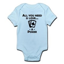 Love And Poker Body Suit