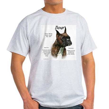 Brindle Boxer Light T-Shirt