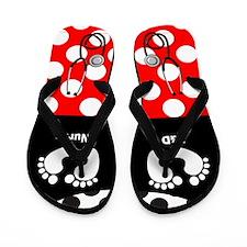 LD nurse 9 Flip Flops