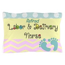 LD Nurse 6 Pillow Case