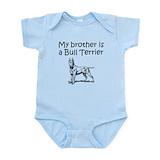 Bull terrier Bodysuits