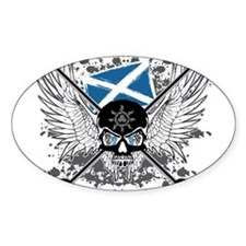 Cute Celtic wings Decal
