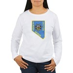 Sparks Police Women's Long Sleeve T-Shirt