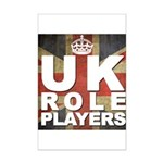 UK Role Players Posters