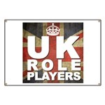 UK Role Players Banner