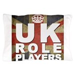 UK Role Players Pillow Case