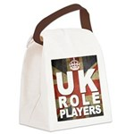 UK Role Players Canvas Lunch Bag