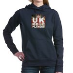 UK Role Players Women's Hooded Sweatshirt