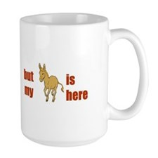 Homesick for Wisconsin Mug