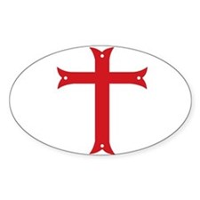Cute Cross Decal