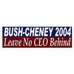 Bush-Cheney 2004: Leave No CEO Behind