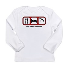 Funny Vault Long Sleeve Infant T-Shirt