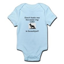Dont hate...GSD Body Suit