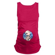 Bundled Twin Boys Maternity Tank Top