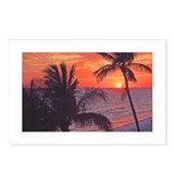 Cute Palm tree Postcards (Package of 8)