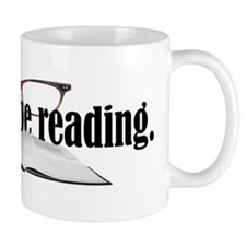 I'd Rather Read Mug