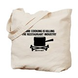 Home cooking Tote Bag