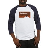 BugReport Baseball Jersey