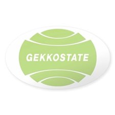 Gekkostate sticker