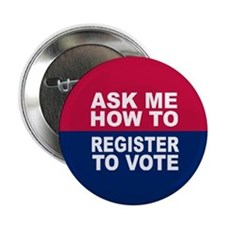ASK ME HOW TO REGISTER Button (10 pk)