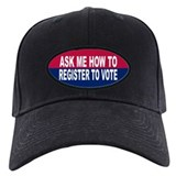 ASK ME HOW TO REGISTER Baseball Hat